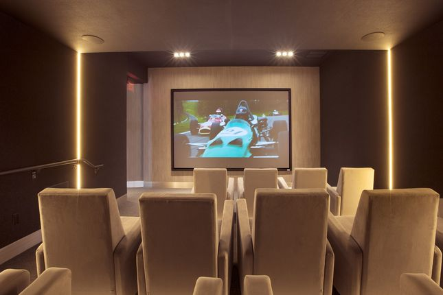 Porsche Design Tower In Miami - Cinema