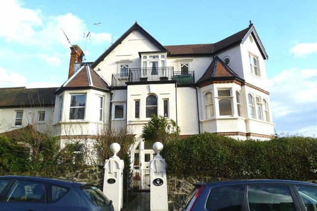Thumbnail Flat for sale in The Leas, Westcliff-On-Sea, Essex