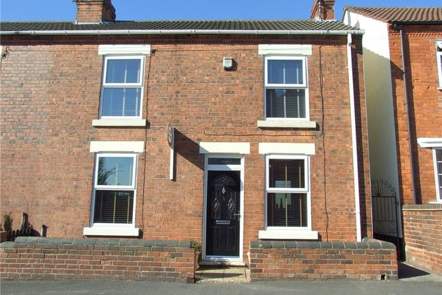 Thumbnail Semi-detached house for sale in Bank Street, Langley Mill, Nottingham