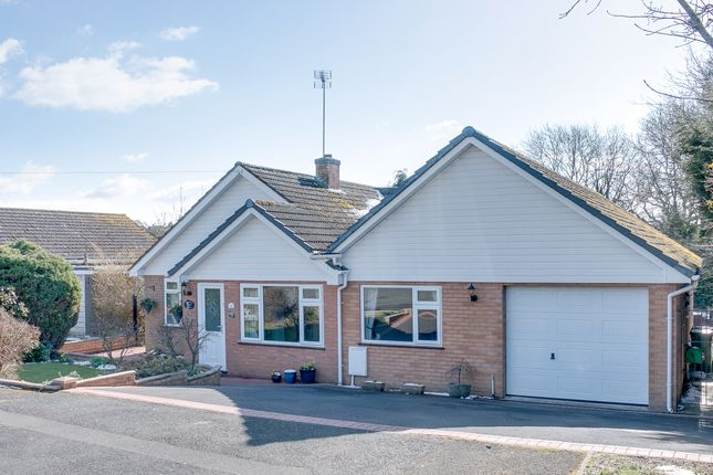 Thumbnail Detached bungalow for sale in Hennals Avenue, Redditch
