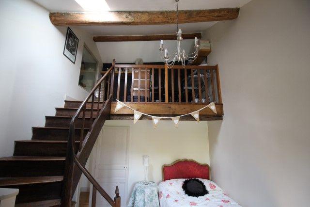 Living Room of Hanc, Poitou-Charentes, France