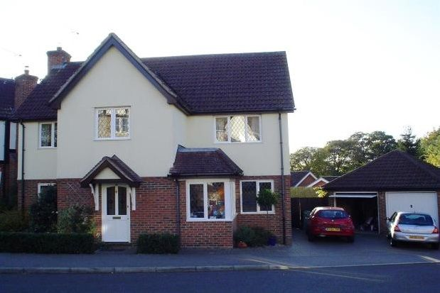Thumbnail Detached house to rent in St. Peters View, Sible Hedingham, Halstead