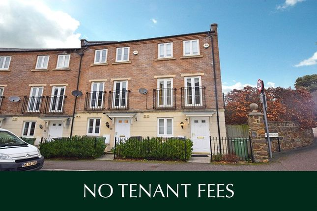 Thumbnail Terraced house to rent in Fleming Way, St. Leonards, Exeter