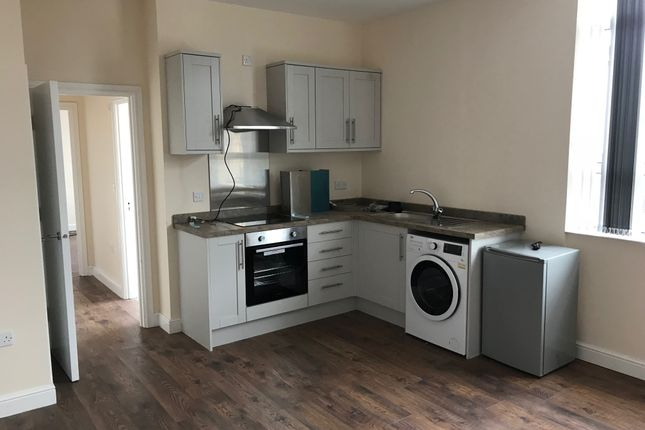 Thumbnail Flat to rent in 14-16, Ship Hill, Rotherham