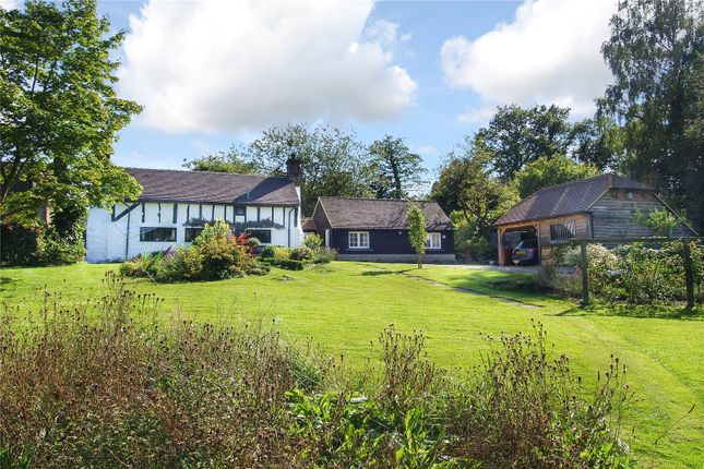 Thumbnail Detached house for sale in Hammer Lane, Haslemere, Surrey