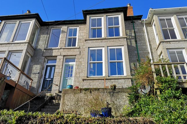 Terraced house for sale in Newlyn, Penzance