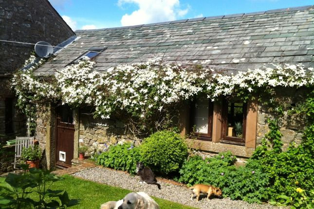 Thumbnail Barn conversion for sale in Eaglesfield, Cockermouth, Cumbria
