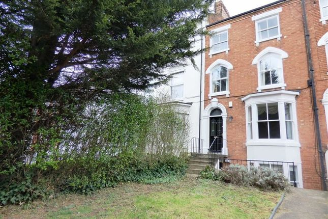 Thumbnail Town house for sale in St. Georges Place, Northampton