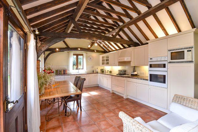 Kitchen of Henley Park Farm, Pirbright Road, Normandy, Guildford GU3