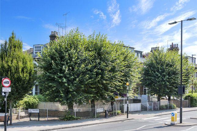 Exterior of Lady Margaret Road, Kentish Town, London N19