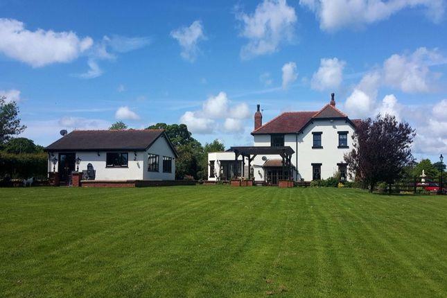Thumbnail Detached house for sale in The Smithy House Farm Thistleton Road, Thistleton, Preston