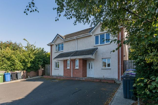 Thumbnail Semi-detached house for sale in 46 Backhawkhill Avenue, Ayr