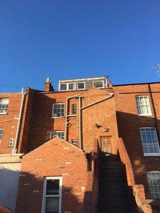 Thumbnail Flat to rent in Flat 3, 5 Clarendon Square, Leamington Spa