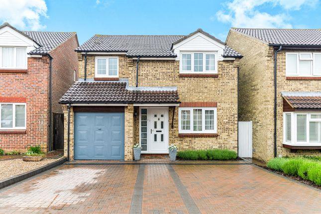 Thumbnail Detached house for sale in Milestone Close, Stevenage