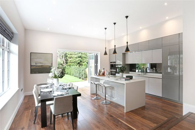 Thumbnail End terrace house for sale in Drummond House, Chobham Road, Sunningdale, Berkshire