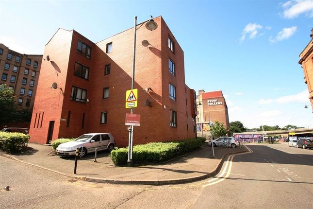 Thumbnail Flat to rent in Garnet Court, Glasgow