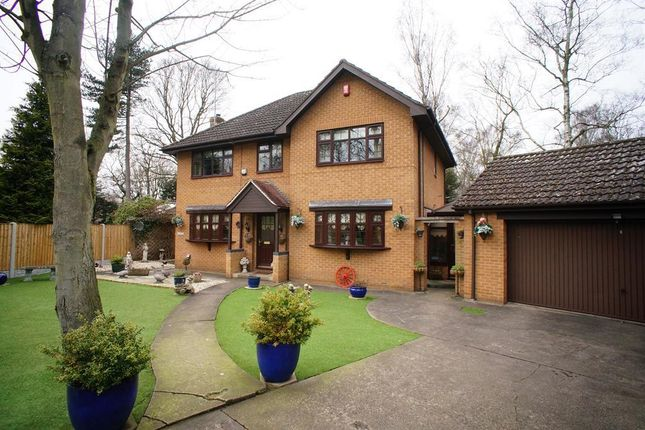 Thumbnail Detached house for sale in Conifer Close, Scunthorpe