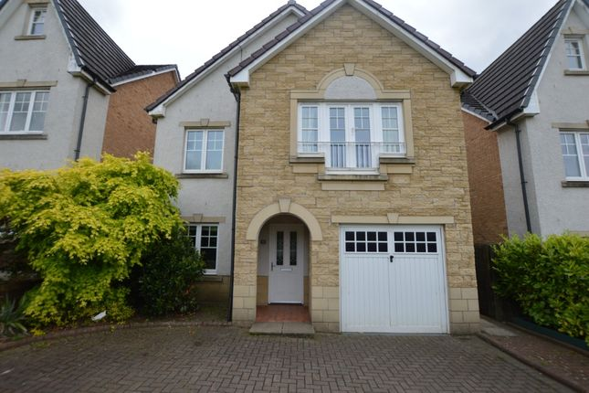 4 bed detached house to rent in Braemar Drive, Dunfermline, Fife KY11
