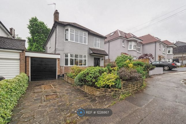 Thumbnail Detached house to rent in Tolmers Gardens, Cuffley, Potters Bar