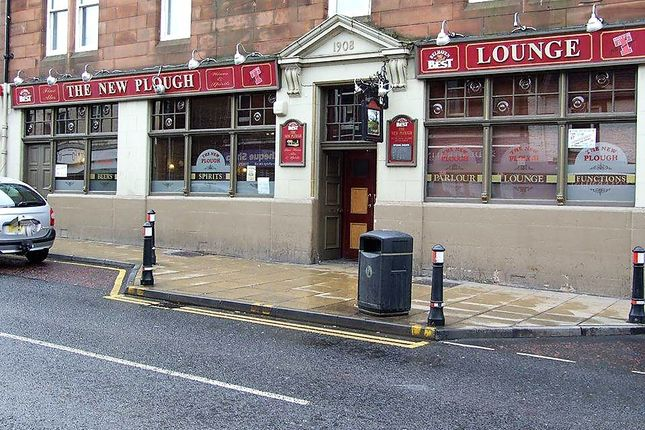Thumbnail Commercial property for sale in High Street, Tranent, East Lothian