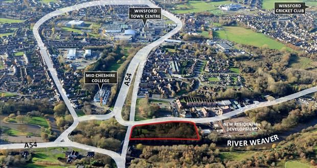 Thumbnail Land to let in Development Opportunity, New Road, Winsford