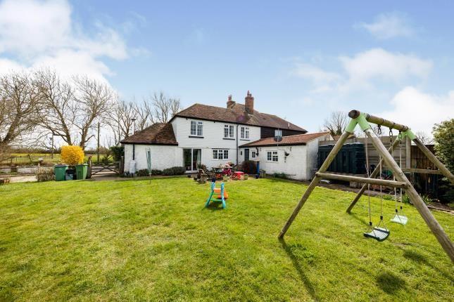 Thumbnail Semi-detached house for sale in The Green, Brenzett, Romney Marsh