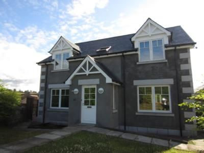Thumbnail Detached house to rent in Donview, Forbes