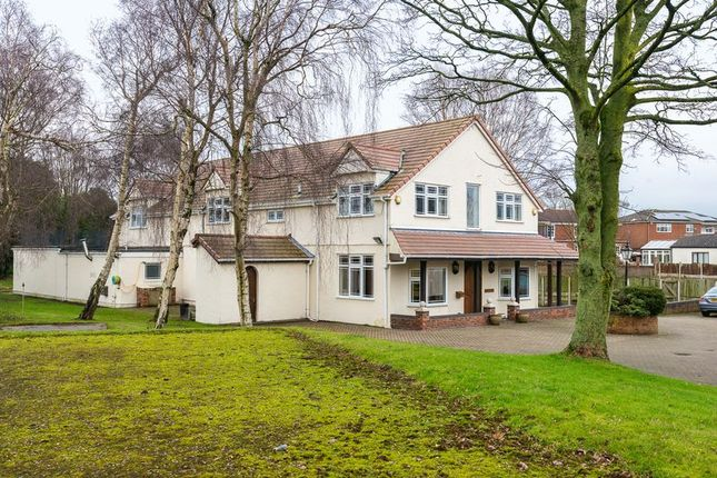 Thumbnail Detached house for sale in The Gables, Rutherford Road, Maghull, Liverpool