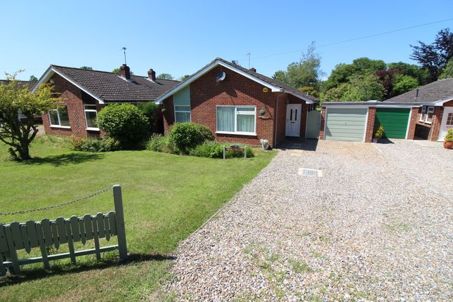Thumbnail Detached bungalow for sale in Thrigby Road, Filby, Great Yarmouth