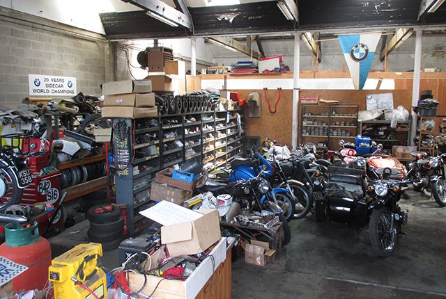 Parking/garage for sale in Forman Street, Derby