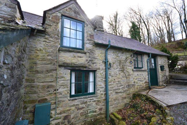 Thumbnail Cottage for sale in Ponthirwaun, Cardigan