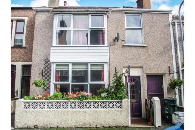 Thumbnail Terraced house for sale in Taliesin Street, Llandudno