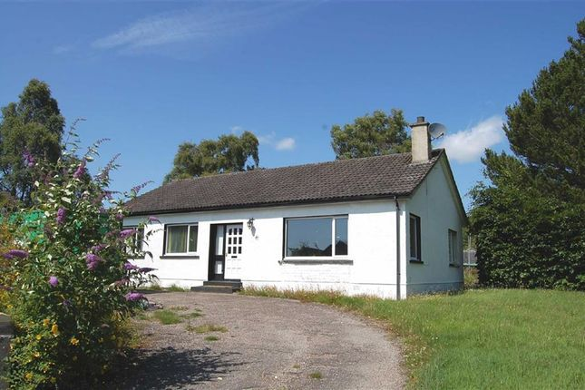 Thumbnail Detached bungalow for sale in Bellfield Road, North Kessock, Inverness