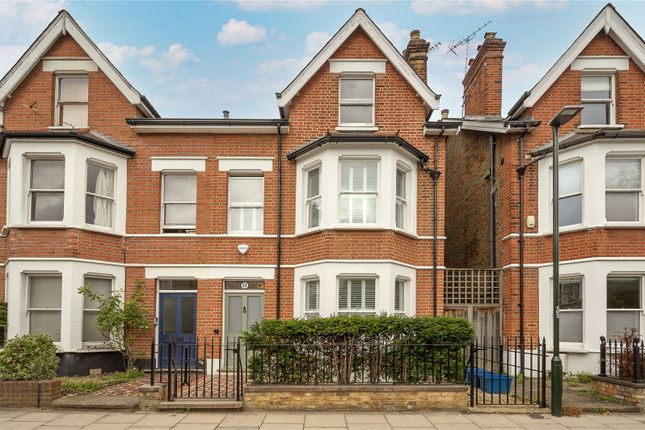 Thumbnail Semi-detached house for sale in St. Johns Road, Richmond