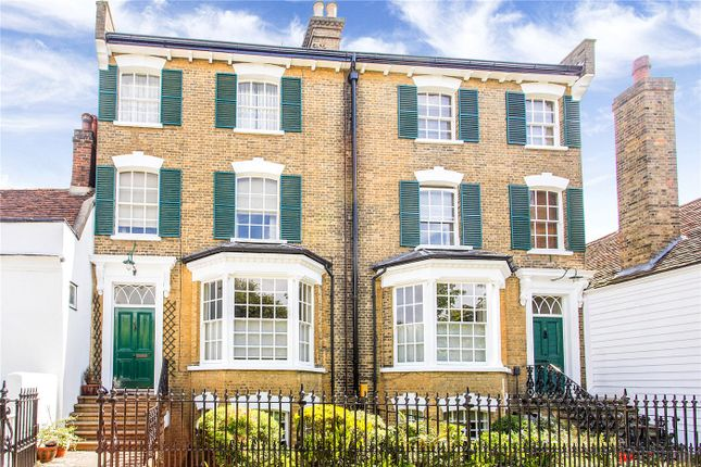 Thumbnail Flat for sale in Gentlemans Row, Enfield