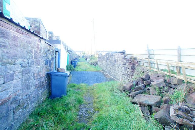Rear Access of Pica Cottages, Pica, Workington CA14