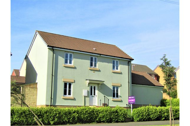 Thumbnail Detached house for sale in Orchard Grove, Newton Abbot