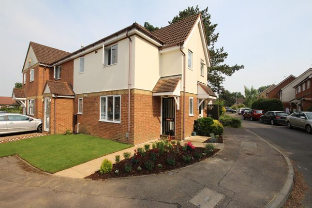 Thumbnail Property to rent in Martin Way, Letchworth Garden City