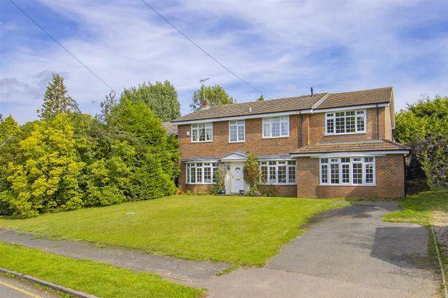 5 bed detached house for sale in Regents Close, Radlett WD7