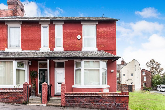 Thumbnail Terraced house to rent in Rock Street, Salford