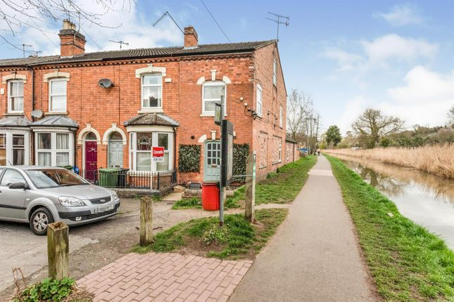 3 bed terraced house to rent in Barry Street, Worcester WR1
