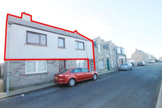 Thumbnail Flat for sale in 68, Union Street, Rosehearty Fraserburgh AB437Jq