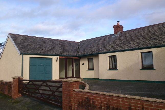 Thumbnail Detached bungalow to rent in Nyth Y Deryn, Tufton, Clarbeston Road