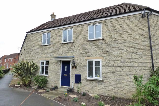 Thumbnail Terraced house for sale in The Burrows, St. Georges, Weston-Super-Mare