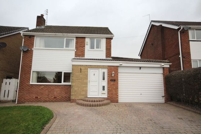 Thumbnail Detached house for sale in Bamford Way, Bamford, Rochdale
