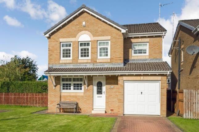 Thumbnail Detached house for sale in Woodlands Crescent, Johnstone, Renfrewshire