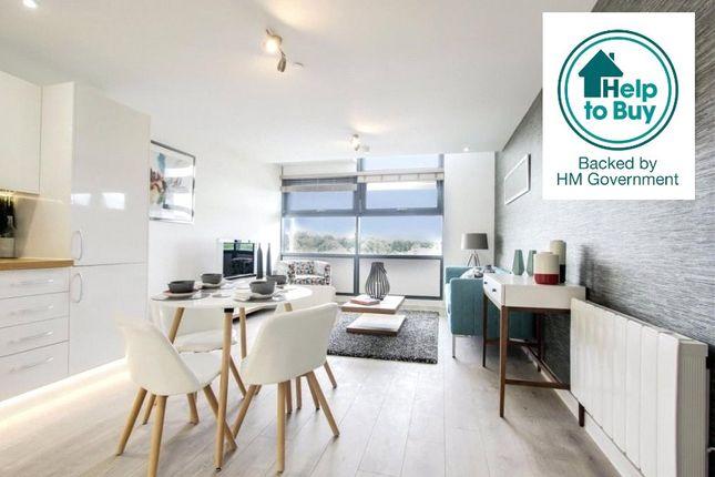 1 bed flat for sale in Edinburgh House, Edinburgh Way, Harlow, Essex CM20