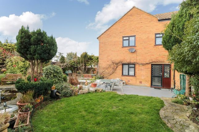 Thumbnail End terrace house for sale in Abbotsweld, Harlow
