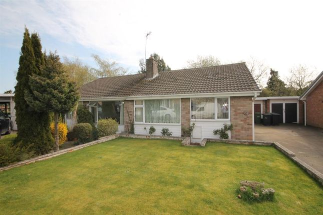 Thumbnail Semi-detached bungalow for sale in Runswick Avenue, York