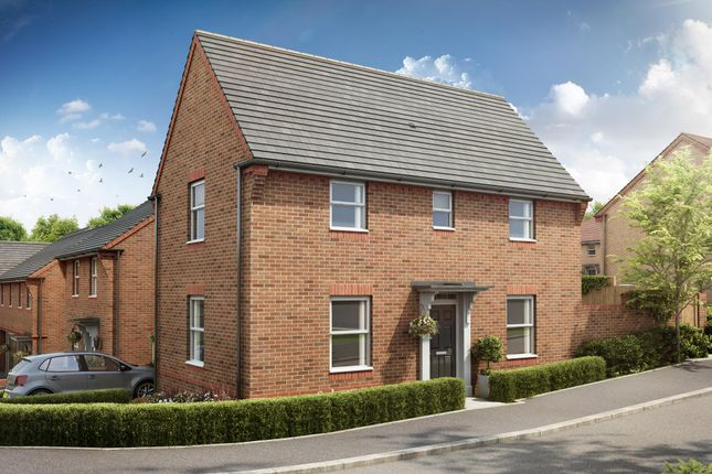"""Thumbnail End terrace house for sale in """"Hatton"""" at Mount Street, Barrowby Road, Grantham"""